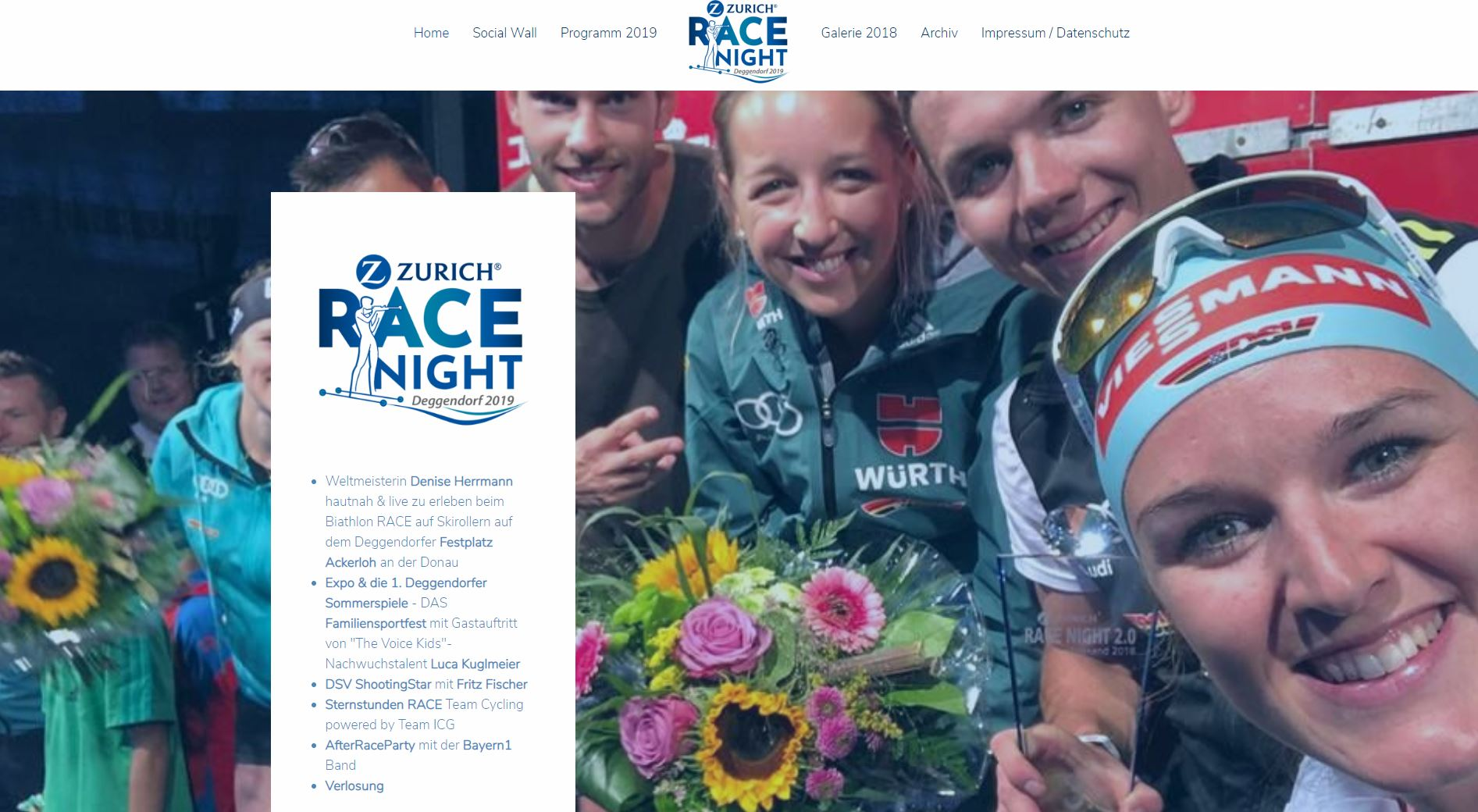 RACE NIGHT 2019